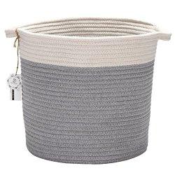 Cestino Sea Team in corda intrecciata di cotone...