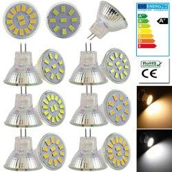 MR11 GU4 2W/3W/4W 5733 SMD LED Lampada Lampadina...
