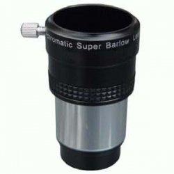 Lente di Barlow acromatica 2x BA2 per telescopio...