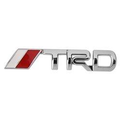 3D TRD Metallo Distintivo Emblema Adesivo Logo...