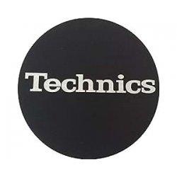 Technics SLIPMATS (LOGO SILVER) panni sottodisco
