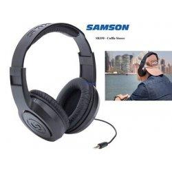 SAMSON SR350 Cuffie Stereo over-ear chiuse cuffia...