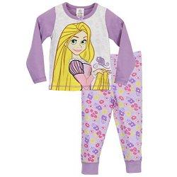 Disney Rapunzel - Pigiama a maniche lunghe per...