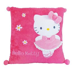 Hello Kitty 711392 Cuscino Maxi Peluche 40x40 cm