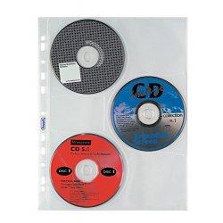 Favorit 01931501 Buste Porta 3 CD, Confezione 10