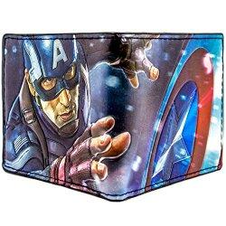 Marvel Captain America Steve Rogers Blu...