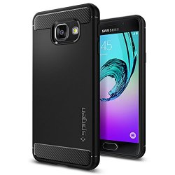 Cover Galaxy A3 2016, Spigen [Rugged Armor]...
