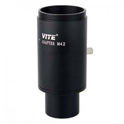 """VITE Metallo 1.25 """"T-Adattatore e DSLR..."""