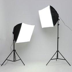 Amzdeal kit Attrezzatura Fotografica 2 x softbox...