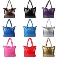 Donna Borsa A Tracolla Casual Tote Nylon Fashion...