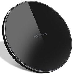 Limxems Caricatore Wireless Rapido Qi Fast...
