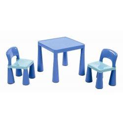 Liberty House, Tavolino per bambini, con 2 sedie,...