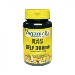 Veganicity Kelp 300mg 120 Tablets (1 Unit)