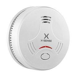 X-Sense Rilevatore di fumo X-Sense SD10I con...
