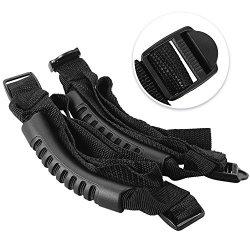 XCSOURCE 2pcs maniglie del sedile posteriore Grip...