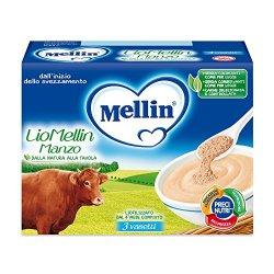 Mellin LioMellin Liofilizzati per Bambini, al...