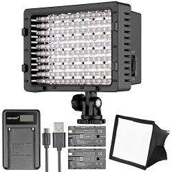 Neewer Kit d'Illuminazione Pannello Luce LED...