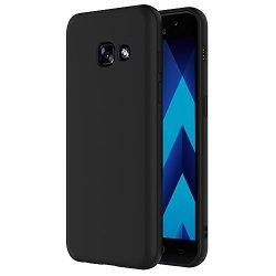 Cover Samsung Galaxy A5 2017, AICEK Nero Custodia...