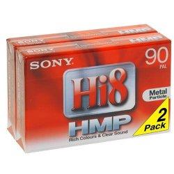 Sony P5 90 HMP Video cassette - Confezione da 2
