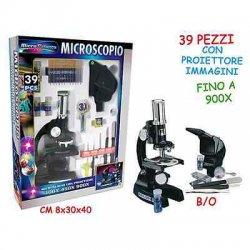 MICROSCOPIO MICRO-SCIENZE CON PROIETTORE...