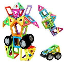 Blocchi Costruzioni Magnetiche 76 pezzi Infinitoo...
