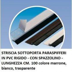 Paraspifferi Nastro Sigillo Porte Finestre Striscia Spugna Isolamento 4,5mt dfh