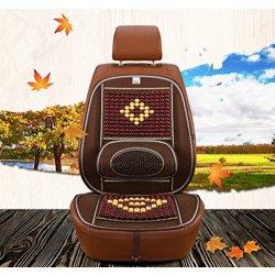 Coprisedile Auto Cuscino Per Massaggio Cuscino A...