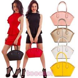Borsa donna handbag manici borsetta accessori...