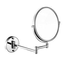 Uniquebella specchio cosmetico, 10x ingrandimento...
