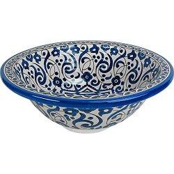 La Fes / Marrakech in ceramica dipinta a mano...