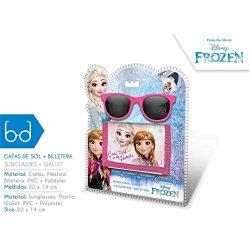 Disney Frozen-Set Occhiali e Portafoglio,...