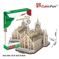 CUBIC FUN MC210h - 3D Puzzle Il Duomo - Milano -...