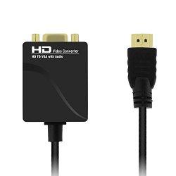 Top-Longer Adattatore Convertitore Video HDMI...