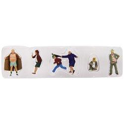 Passanti 6 personaggi HO