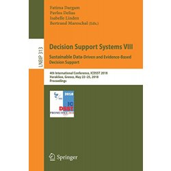 Decision Support Systems VIII - Sustainable...