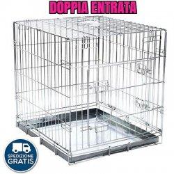Gabbia per Cani Trasporto Trasportino Auto Cane...