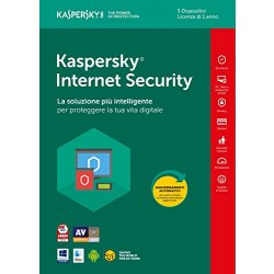 Kaspersky Lab KL1941T5EFS-8SLIM Internet Security...