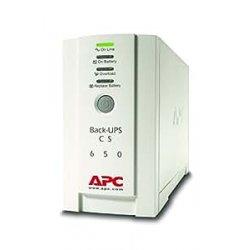 APC Back UPS CS 650 Gruppo di continuità...