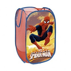 North Star SM9386 Portagiochi Pop UP Spiderman,...