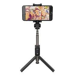 Bastone Selfie VAVA 2-in-1 Monopiedi + Treppiedi,...