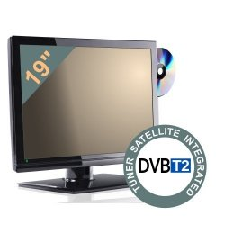 TV 19 PER CAMPER - DVD/USB - LED
