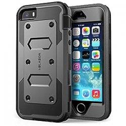 Custodia/Cover iPhone 5S, [Heave Duty] Protezione...