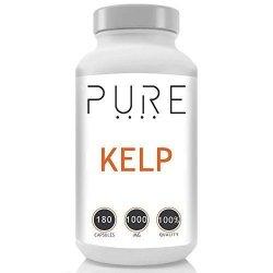 Bodybuilding Warehouse Puro Kelp Pillole 600mg -...