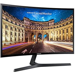 Samsung C24F396 Monitor Curvo, 24 Full HD, 1920 x...