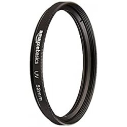 AmazonBasics - Filtro di protezione UV - 52mm