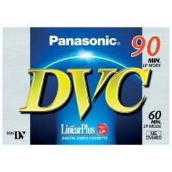 Panasonic AY-DVM60FE Video Cassette, 1 Pezzo