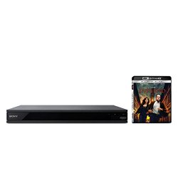 Sony UBP-X800 Lettore Blu-Ray 4K Ultra-HD, Hi-Res...