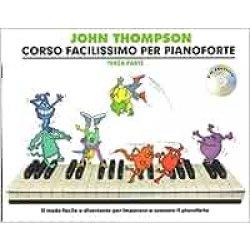 John Thompsons Corso Facilissimo Per Pianoforte...