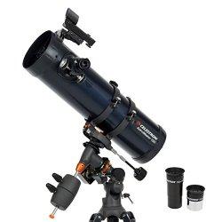 Celestron Astromaster 130EQ-MD, Telescopio...
