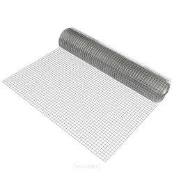 [pro.tec] 1 rotolo di rete metallica (maglia...